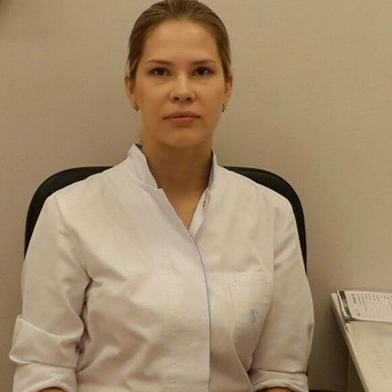 Орлова Екатерина Владимировна