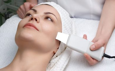 Чистки у косметолога: ультразвуковая, механическая, комбинированная